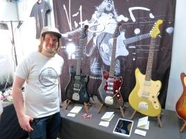 Viitasaari Guitars Olli Viitasaari – Fuzz 2019