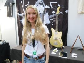Viitasaari Guitars Susanna Viitasaari – Fuzz 2019