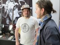 Viitasaari Olli Viitasaari + visitor – Fuzz 2019