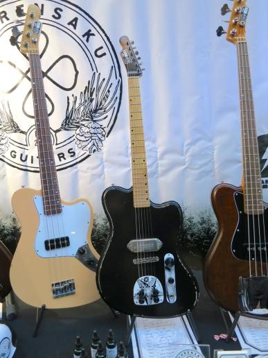 Vuorensaku Guitars 1 – Fuzz 2019
