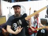 Vuorensaku Guitars Saku Vuori – Fuzz 2019