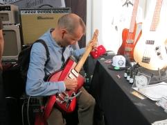 Vuorensaku Guitars visitor – Fuzz 2019