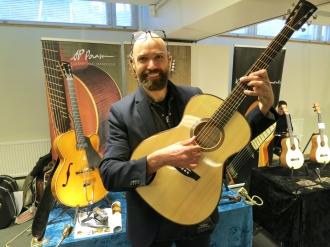 Tonefest 2020 – AP Paasonen Guitars & Mandolins