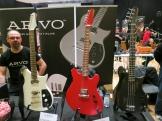 Tonefest 2020 – Arvo Guitars