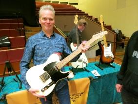 Tonefest 2020 – Aurora Guitars Kai Seppälä
