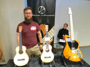 Tonefest 2020 – Kokkonen Instruments Antti Kokkonen