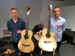 Tonefest 2020 – Koral Guitars Risto + Marko