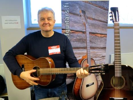 Tonefest 2020 – Loef Guitars Olaf Löf