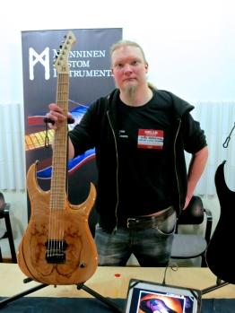 Tonefest 2020 – Manninen Custom Instruments Juho Manninen