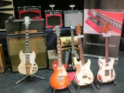Tonefest 2020 – Monster Amps + Visual Clone Guitars