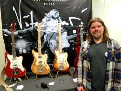 Tonefest 2020 – Olli Viitasaari Viitasaari Guitars