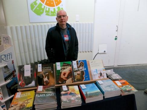 Tonefest 2020 – Riffi-julkaisut Lauri Paloposki