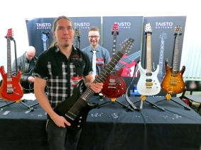 Tonefest 2020 – Taisto Guitars Samuli + Henri