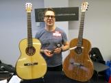 Tonefest 2020 – Timbre Tones guitars + microphones Janne Koskela