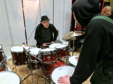 Tonefest 2020 – visitor at Mezo Drums