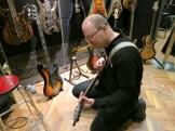 Tonefest 2020 – visitor at Raato Guitars