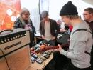 Tonefest 2020 – visitors at Mad Professor
