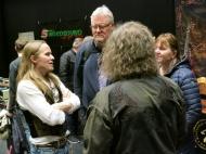 Tonefest 2020 – visitors + Juha Ruokangas